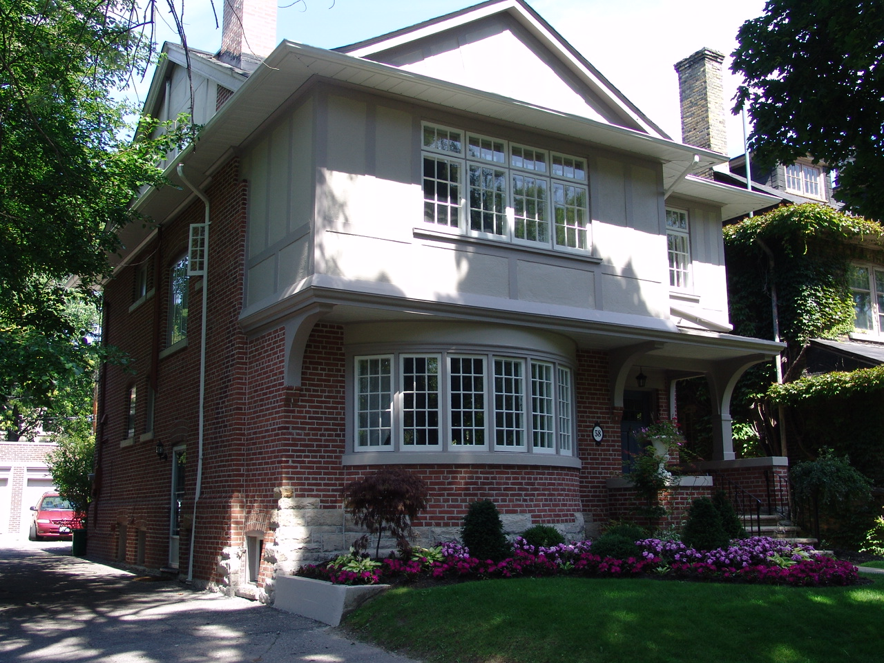 Toronto Brick Cleaning And Restoration Chemical Stripping Tuck Pointing And