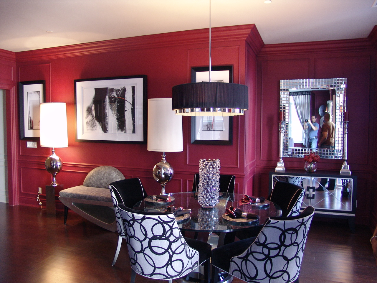 home staging a fresh paint job an excited potential homeowner. Black Bedroom Furniture Sets. Home Design Ideas