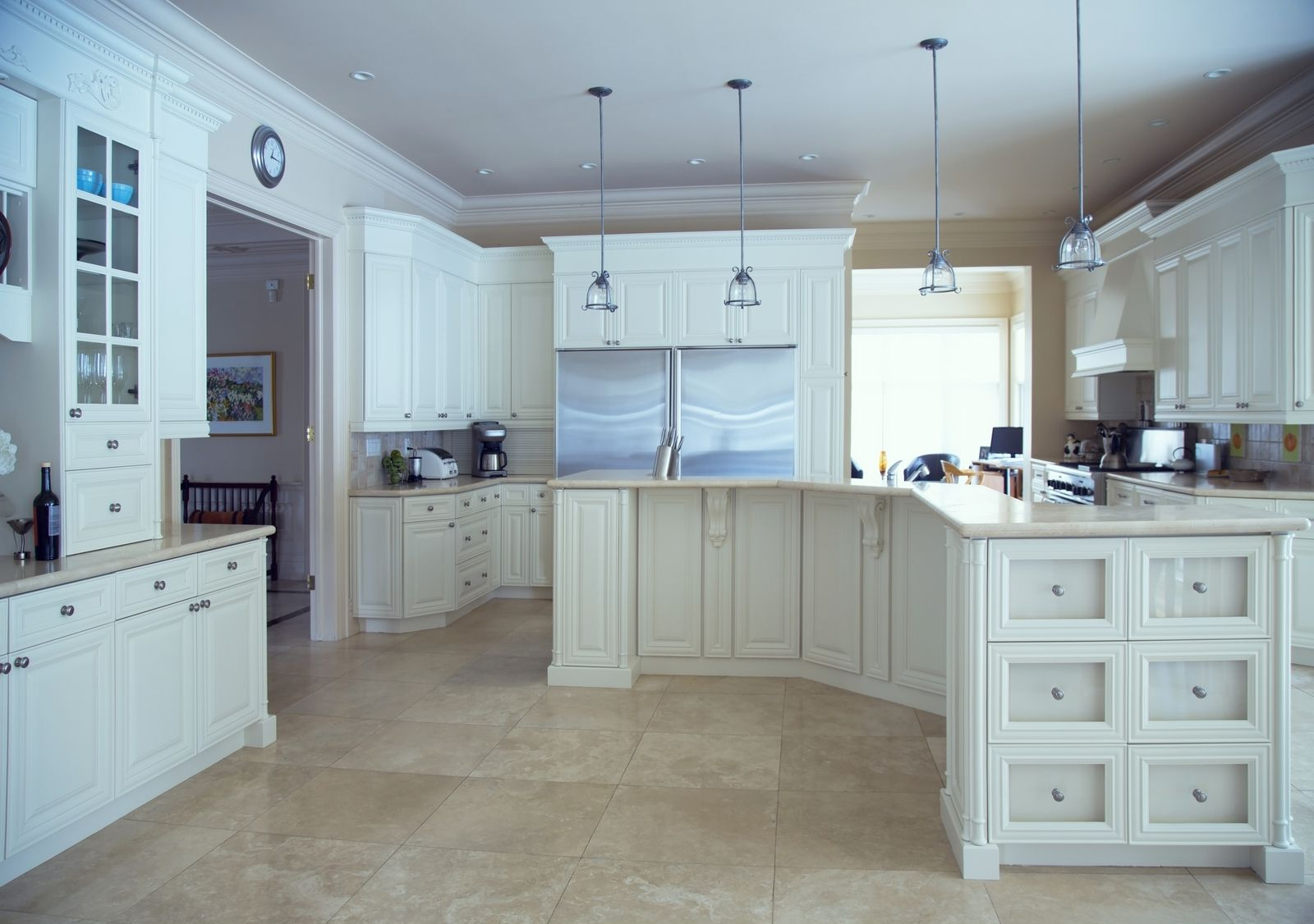 Amazing Before And After Kitchen Cabinet Refinishing Transformation